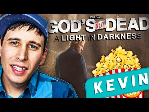 God's Not Dead 3: A Light In Darkness | Say MovieNight Kevin Review