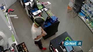 Torino, rapina davanti alle telecamere: tradito dal tatuaggio a forma di aquila