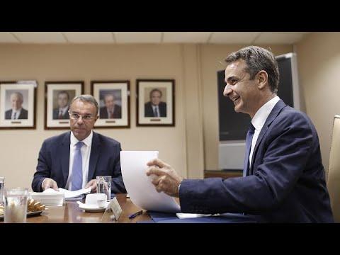 Επιστολές Σταϊκούρα σε ESM και Eurogroup για την πρόωρη αποπληρωμή του ΔΝΤ…
