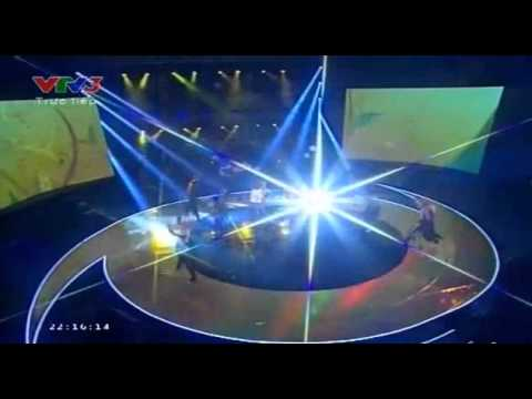Corazon De Melao - Phan Đình Tùng và Cát Phượng [Cặp Đôi Hoàn Hảo 2013]