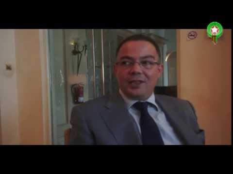 Interview de M.Fouzi Lekjaa, nouveau président de la FRMF