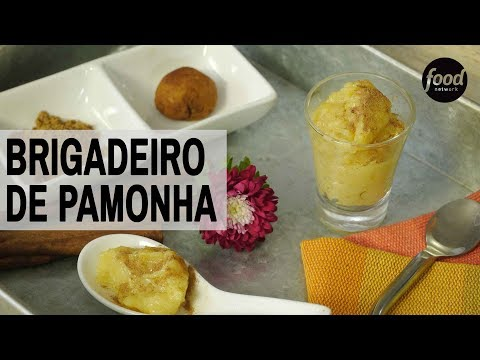 BRIGADEIRO DE PAMONHA | BIZU