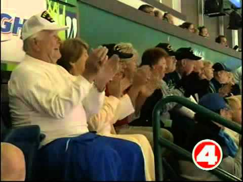 Florida Everblades raise $10K for veterans
