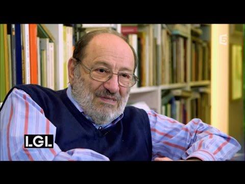 Vid�o de Umberto Eco