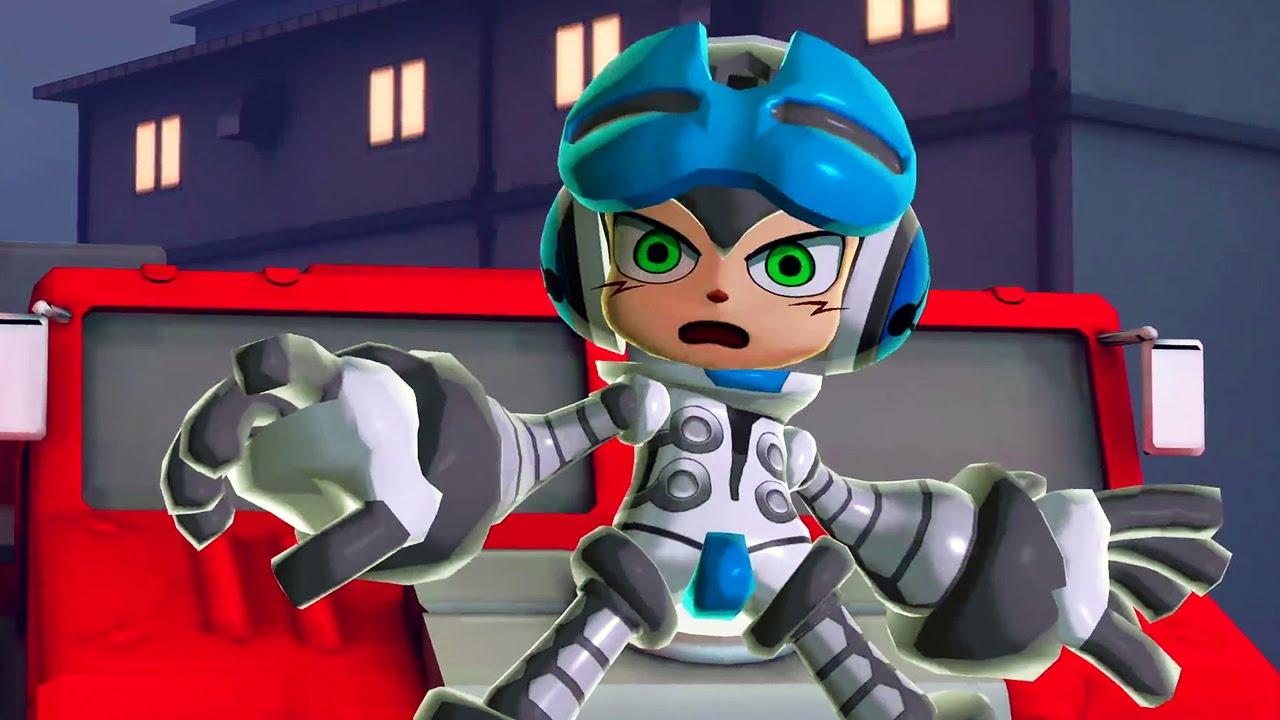 MIGHTY NO 9 Trailer (PS4 / Xbox One) #VideoJuegos #Consolas