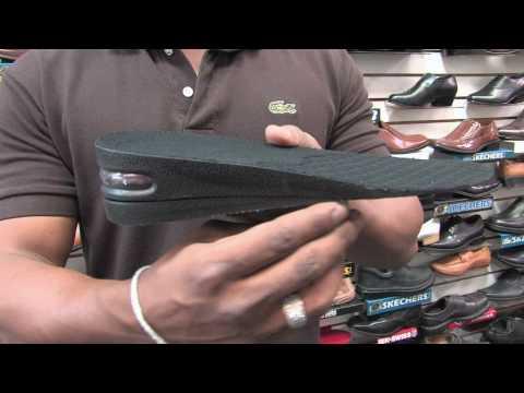 Alan Mendelson & Edge Ups Shoe Inserts