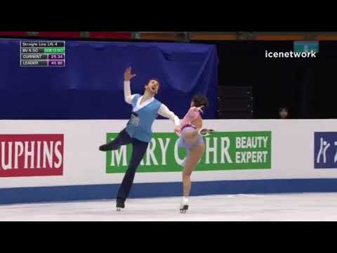 07 KOR Yura MIN & Alexander GAMELIN - 2018 Four Continents - Dance FD (видео)