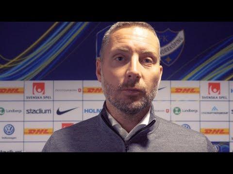 Axel Kjäll om matchen och debutanterna