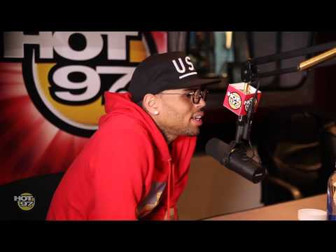 Rihanna - PT 3- Chris Brown on other men lusting for Rihanna & is she his soul mate? Hot97tv: http://www.hot97.com Twitter: https://twitter.com/HOT97 Facebook: https:/...
