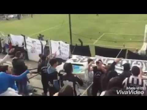 Hinchada de Montevideo Wanderers contra peñarol-clausura 2016 - Los Vagabundos - Montevideo Wanderers