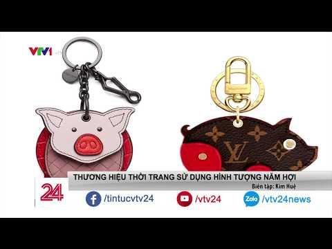 Ăn Theo Tết Kỷ Hợi của châu Á, những nhãn hiệu sang của thế giới đã tạo ra những vật phẩm thường ngày với giá không tưởng @ vcloz.com