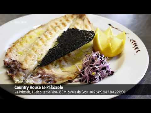 "TRATTORIA COUNTRY HOUSE ""LE PALAZZOLE"""