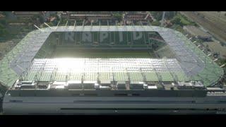 Tolle Dokumentation über das neue Allianz Stadion