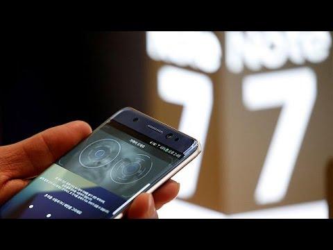 Samsung: Διακόπτεται προσωρινά η παραγωγή των κινητών τηλεφώνων Galaxy Note 7
