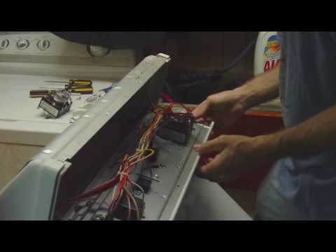 Dryer  how to repair: timer