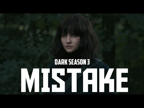 Continuity Mistake in Dark Season 3 Episode 7| Netflix | Best series on Netflix |