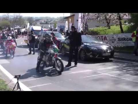 Motorrad Bergrennen Landshaag nach St Martin am 19. 04.2015