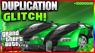 In this GTA 5 Online 1.30/1.26 Unlimited Money Glitch video, Omar shows you a new Car Duplication Glitch which allows you to DUPLICATE Cars/Vehicles :D 100 L...
