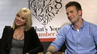 'What's Your Number?' Anna Farris And Chris Evans Interview