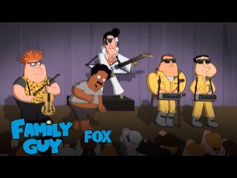 Family Guy - Nerds!