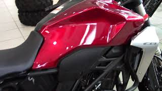 4. 2019 Honda CB300R Base - New Street Bike For Sale - Burbank, Ohio