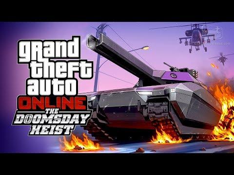 gta 5 online doomsday heist music