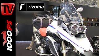 10. Rizoma Accessory line for BMW R 1200 GS 2016
