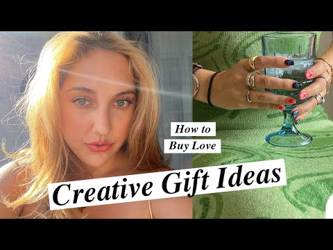 Gift Ideas ur Friends & Family ACTUALLY want :)
