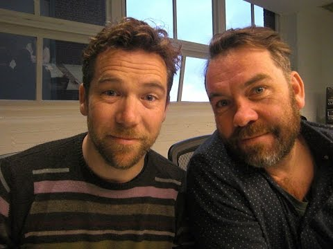 Ruben Guthrie Interview: Part 1 - Patrick Brammall & Brendan Cowell