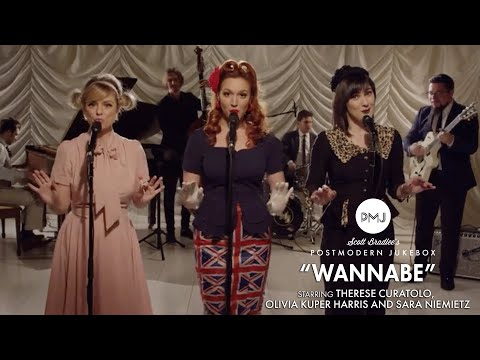 "Wannabe – Spice Girls (Vintage ""Andrews Sisters"" Style Cover) by Postmodern Jukebox"