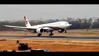 With the last shot of 9M-MRD, Malaysia Airlines that was shot down by missile in Europe at 6:01, Enjoy the spotting from Dhaka Airport, Bangladesh. Please dr...
