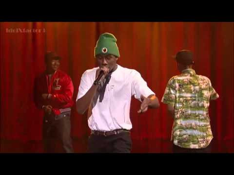 tyler - Tyler, The Creator - Rusty | Live On Letterman [April 2013] Tyler Earl And Domo Performs RUSTY On Late Night With David Letterman April 2013 Tyler, The Creat...