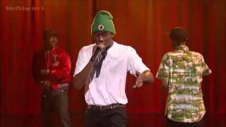 Tyler, The Creator - Rusty | Live On Letterman [April 2013]