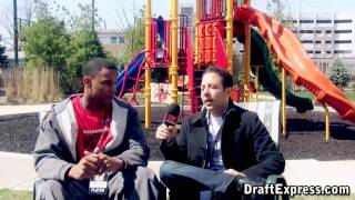 Jared Sullinger Interview & Practice Highlights - 2010 McDonald's All American Game