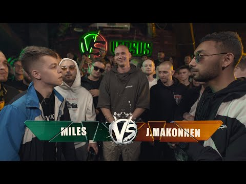 Versus Fresh Blood 4: Miles vs. J.Makonnen