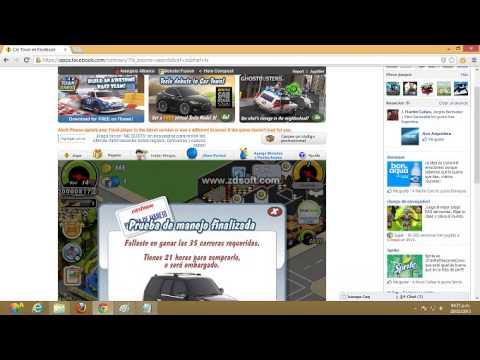 car-town-facebook-skins publicado por equi banchio el el 28 de febrero