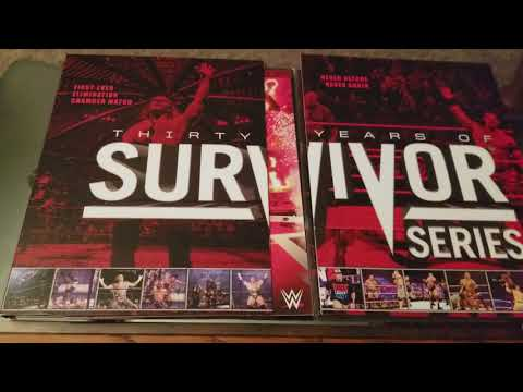 WWE: Thirty Years of Survivor Series DVD Review