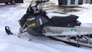 4. 2008 Ski Doo Summit
