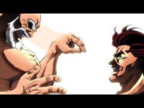 Yujiro vs Ryu Kaioh - Indestructible (Disturbed)「AMV」