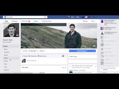 Video How to Download a Facebook Video as an MP4 File - NEW download in MP3, 3GP, MP4, WEBM, AVI, FLV January 2017