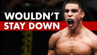 Video 10 Fighters Who Wouldn't Stay Down MP3, 3GP, MP4, WEBM, AVI, FLV Juli 2019