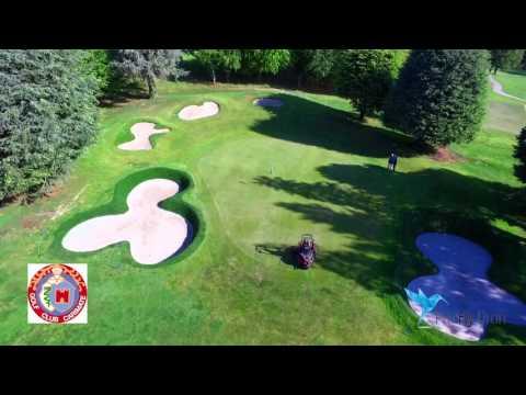 buca golf esempio