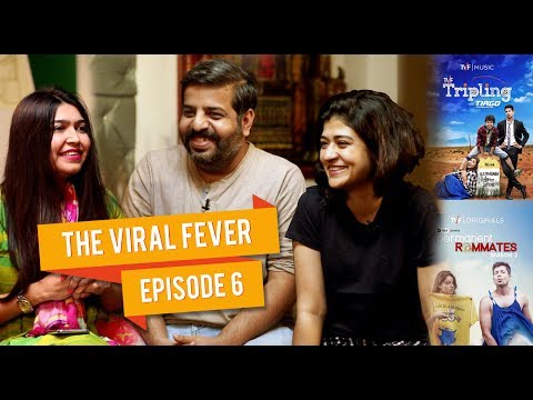 The Viral Fever Story With Nidhi Bisht And Amit Golani - TVF | Talk Shop | Episode 06 | IFP