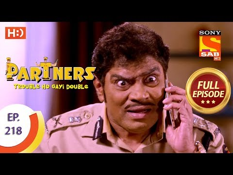 Partners Trouble Ho Gayi Double - Ep 218 - Full Episode - 27th September, 2018