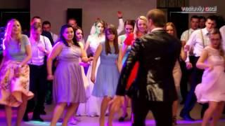 Vedėjas Linas Lapėnas moko šokti rokenrolą!
