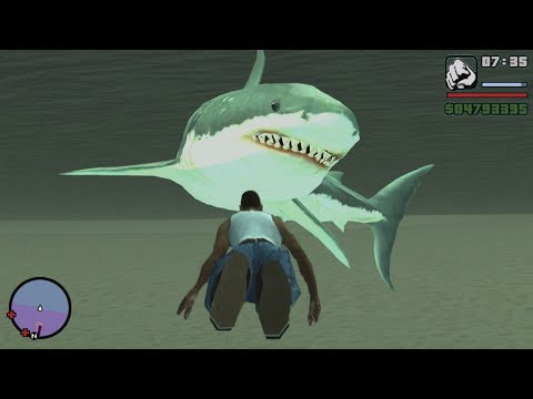 GTA San Andreas Best Mods
