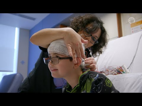 The Epilepsy Monitoring Unit at Lurie Children's