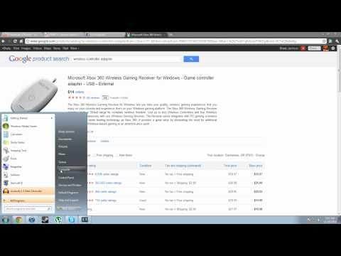 Windows Wireless Receiver Install