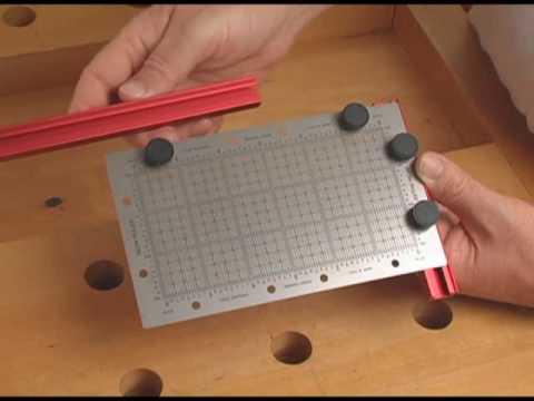 INCRA Precision Specialty Rules X-Y Marker
