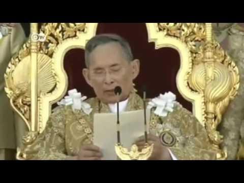 Thailand: Trauer um König Bhumibol | DW Nachrichten